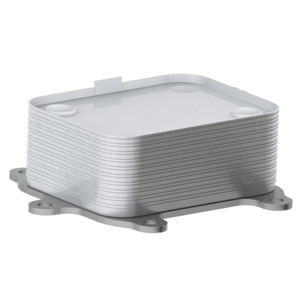 Stainless Steel LC Oil Cooler